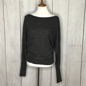 Brandy Melville off shoulder oversized sweater